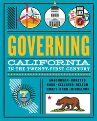 Governing California cover